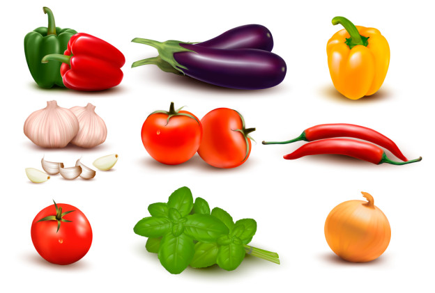 colorful food, nutrition, superfoods, food combinations