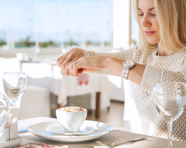 sugar substitutes, no sugar, artificial sweetener affects