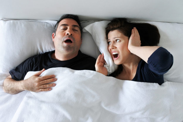 sleep apnea, snoring, what causes snoring, cures for snoring, effects of snoring on health, improve quality of sleep