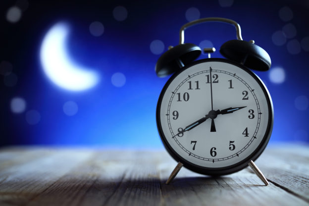 internal body clock, circadian rhythms, benefits of mental and physical alertness associated with good, routine sleep