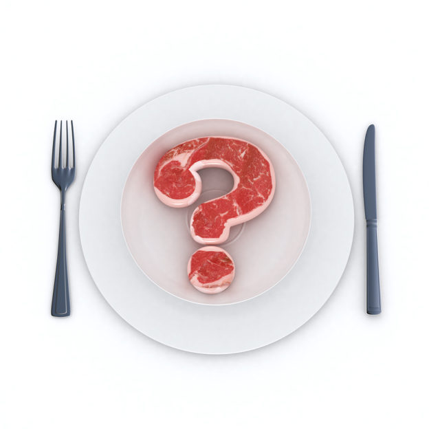 : is it okay to eat meat, how much meat should I eat, how to cut back on meat, is meat bad for me, meatless Monday, how to get more veggies in my diet, why should I eat less meat, what kind of meat is healthiest