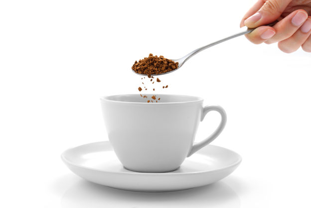 instant coffee, cancer-causing acrylamide, health benefits to coffee